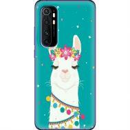 Силиконовый чехол BoxFace Xiaomi Mi Note 10 Lite Cold Llama (39811-up2435)