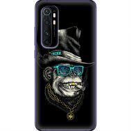 Силиконовый чехол BoxFace Xiaomi Mi Note 10 Lite Rich Monkey (39811-up2438)