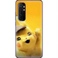 Силиконовый чехол BoxFace Xiaomi Mi Note 10 Lite Pikachu (39811-up2440)