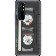 Силиконовый чехол BoxFace Xiaomi Mi Note 10 Lite Старая касета (39811-up2445)