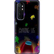 Силиконовый чехол BoxFace Xiaomi Mi Note 10 Lite Among Us (39811-up2456)