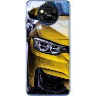 Силиконовый чехол BoxFace Xiaomi Poco X3 Bmw M3 on Road (41288-up2439)