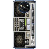 Силиконовый чехол BoxFace Xiaomi Poco X3 Old Boombox (41288-up2446)