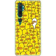 Силиконовый чехол BoxFace Xiaomi Mi Note 10 / Mi Note 10 Pro Yellow Ducklings (38537-up2428)