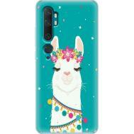 Силиконовый чехол BoxFace Xiaomi Mi Note 10 / Mi Note 10 Pro Cold Llama (38537-up2435)