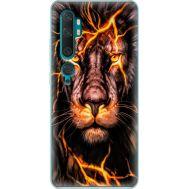 Силиконовый чехол BoxFace Xiaomi Mi Note 10 / Mi Note 10 Pro Fire Lion (38537-up2437)