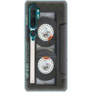 Силиконовый чехол BoxFace Xiaomi Mi Note 10 / Mi Note 10 Pro Старая касета (38537-up2445)
