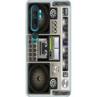 Силиконовый чехол BoxFace Xiaomi Mi Note 10 / Mi Note 10 Pro Old Boombox (38537-up2446)