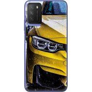 Силиконовый чехол BoxFace Xiaomi Poco M3 Bmw M3 on Road (41586-up2439)