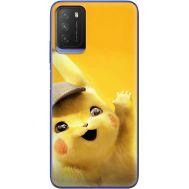 Силиконовый чехол BoxFace Xiaomi Poco M3 Pikachu (41586-up2440)