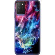 Силиконовый чехол BoxFace Xiaomi Poco M3 Northern Lights (41586-up2441)