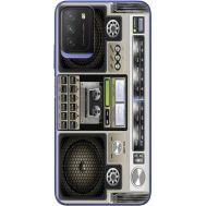 Силиконовый чехол BoxFace Xiaomi Poco M3 Old Boombox (41586-up2446)