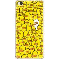 Силиконовый чехол BoxFace Xiaomi Redmi 4A Yellow Ducklings (28935-up2428)