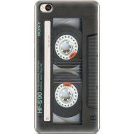 Силиконовый чехол BoxFace Xiaomi Redmi 4A Старая касета (28935-up2445)