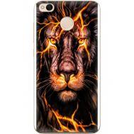 Силиконовый чехол BoxFace Xiaomi Redmi 4x Fire Lion (29367-up2437)