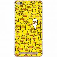 Силиконовый чехол BoxFace Xiaomi Redmi 5A Yellow Ducklings (32506-up2428)