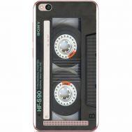 Силиконовый чехол BoxFace Xiaomi Redmi 5A Старая касета (32506-up2445)