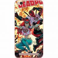 Силиконовый чехол BoxFace Xiaomi Redmi 5A Deadpool and Mary Jane (32506-up2454)