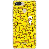 Силиконовый чехол BoxFace Xiaomi Redmi 6 Yellow Ducklings (34858-up2428)
