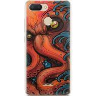 Силиконовый чехол BoxFace Xiaomi Redmi 6 Octopus (34858-up2429)