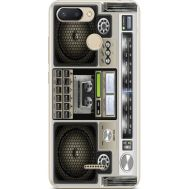 Силиконовый чехол BoxFace Xiaomi Redmi 6 Old Boombox (34858-up2446)