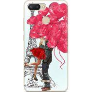Силиконовый чехол BoxFace Xiaomi Redmi 6 Love in Paris (34858-up2460)