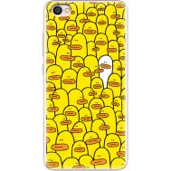 Силиконовый чехол BoxFace Xiaomi Redmi Note 5A Yellow Ducklings (32008-up2428)