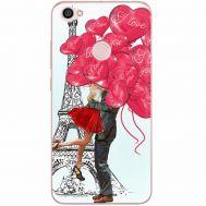 Силиконовый чехол BoxFace Xiaomi Redmi Note 5A Prime Love in Paris (32183-up2460)