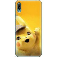Силиконовый чехол BoxFace Huawei Y6 2019 Pikachu (36451-up2440)