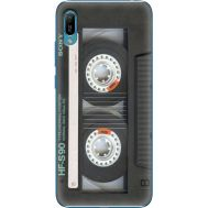 Силиконовый чехол BoxFace Huawei Y6 2019 Старая касета (36451-up2445)