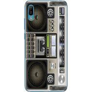 Силиконовый чехол BoxFace Huawei Y6 2019 Old Boombox (36451-up2446)