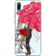 Силиконовый чехол BoxFace Huawei Y6 2019 Love in Paris (36451-up2460)