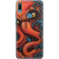 Силиконовый чехол BoxFace Huawei Y6 Prime 2019 Octopus (36648-up2429)