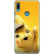 Силиконовый чехол BoxFace Huawei Y6 Prime 2019 Pikachu (36648-up2440)