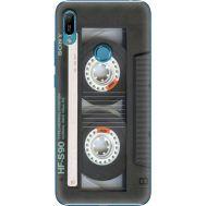 Силиконовый чехол BoxFace Huawei Y6 Prime 2019 Старая касета (36648-up2445)