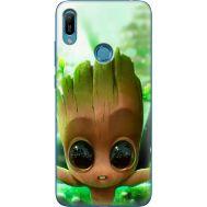 Силиконовый чехол BoxFace Huawei Y6 Prime 2019 Groot (36648-up2459)
