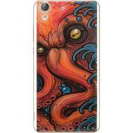Силиконовый чехол BoxFace Huawei Y6 2 Octopus (26172-up2429)