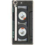 Силиконовый чехол BoxFace Huawei Y6 2 Старая касета (26172-up2445)
