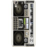 Силиконовый чехол BoxFace Huawei Y6 2 Old Boombox (26172-up2446)