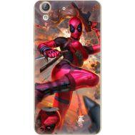Силиконовый чехол BoxFace Huawei Y6 2 Woman Deadpool (26172-up2453)