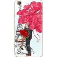 Силиконовый чехол BoxFace Huawei Y6 2 Love in Paris (26172-up2460)