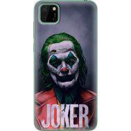 Силиконовый чехол BoxFace Huawei Y5p Joker (40022-up2266)