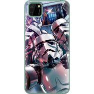 Силиконовый чехол BoxFace Huawei Y5p Stormtroopers (40022-up2310)