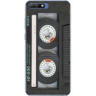 Силиконовый чехол BoxFace Huawei Y6 2018 Старая касета (33371-up2445)
