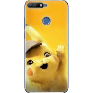 Силиконовый чехол BoxFace Huawei Y6 Prime 2018 / Honor 7A Pro Pikachu (33830-up2440)