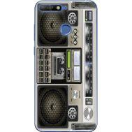 Силиконовый чехол BoxFace Huawei Y6 Prime 2018 / Honor 7A Pro Old Boombox (33830-up2446)