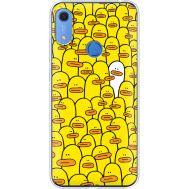 Силиконовый чехол BoxFace Huawei Y6s Yellow Ducklings (38864-up2428)