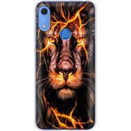 Силиконовый чехол BoxFace Huawei Y6s Fire Lion (38864-up2437)