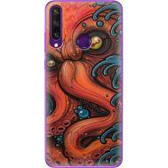 Силиконовый чехол BoxFace Huawei Y6p Octopus (40017-up2429)