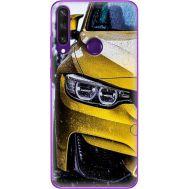 Силиконовый чехол BoxFace Huawei Y6p Bmw M3 on Road (40017-up2439)